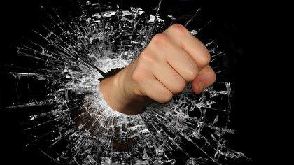 Водитель накинулся на пешехода в Ленинске-Кузнецком