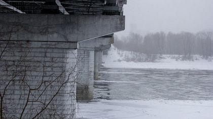 Сергей Цивилев поделился фотографией проекта нового кемеровского моста