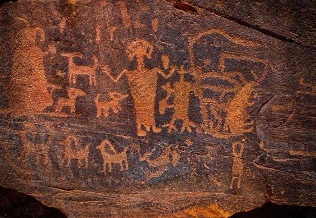 Археологи обнаружили наскальные рисунки возрастом 30 тысяч лет