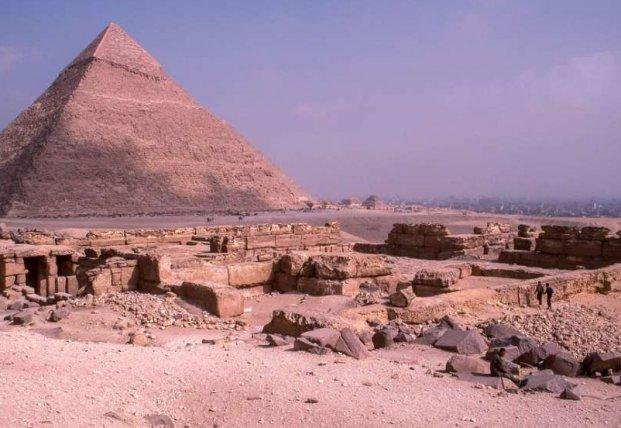 Археологи обнаружили в Египте «многослойные» гробницы
