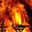 Четыре человека погибли при пожаре в московском доме престарелых