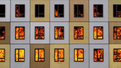 Часть многоэтажки с жильцами обрушилась в Подмосковье