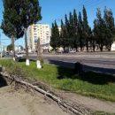 Разрушительный ветер сорвал крыши зданий в Кузбассе