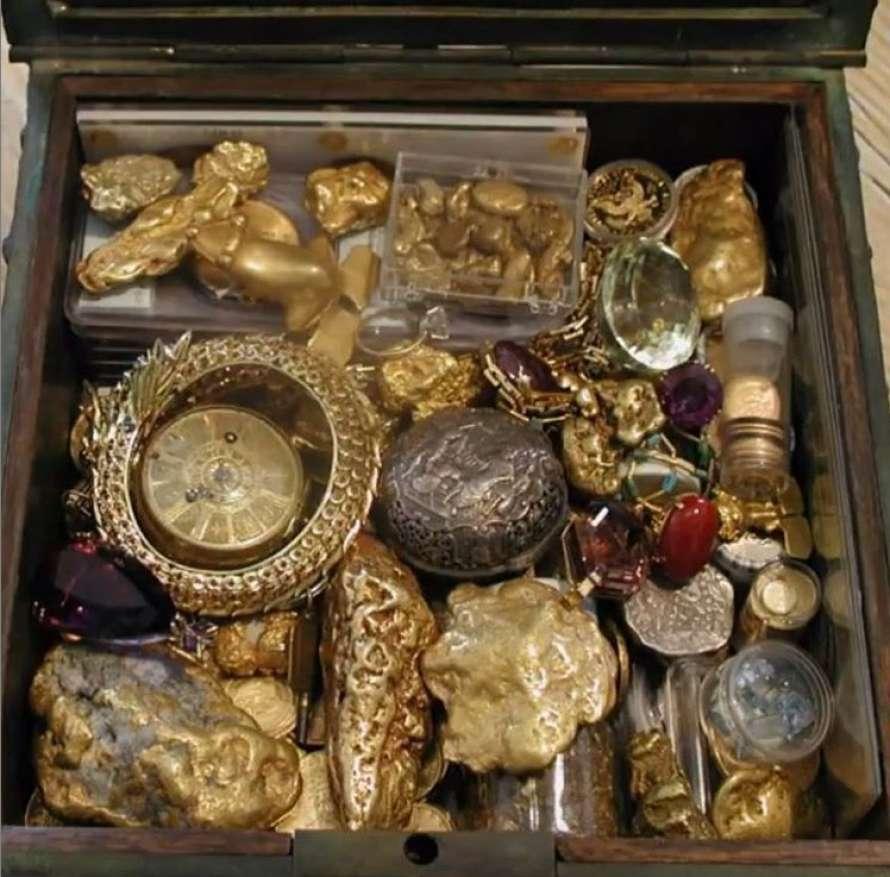 Обнаружены «сокровища Фенна», за которыми 10 лет охотились тысячи людей (фото)