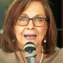 Мексиканский сенатор случайно показала голую грудь на правительственном совещании