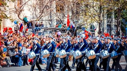 Проведение парадов в Крыму и республиках Донбасса стало причиной протеста Украины