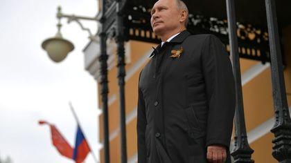 Путин обратился к россиянам на открытии монумента Тверской области