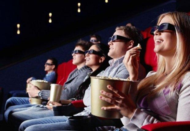 С сегодняшнего дня в Украине разрешили работу кинотеатров