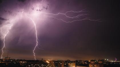 Грозы и дожди обрушатся на Кузбасс