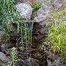 Неизвестные засыпали водопад мусором в кузбасском селе