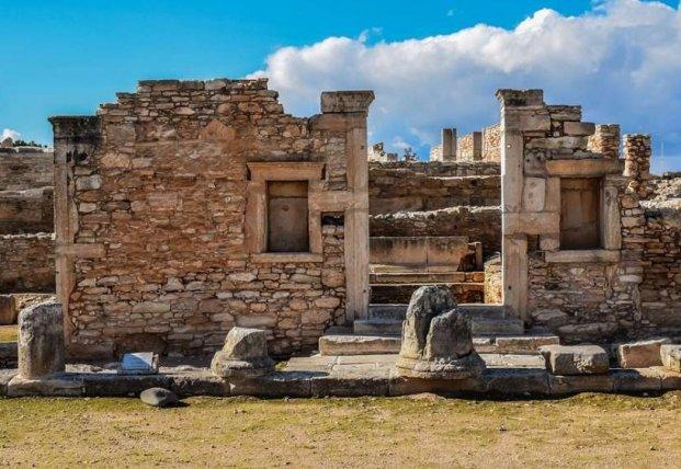 Археологи обнаружили древние здания возрастом в 5000 лет