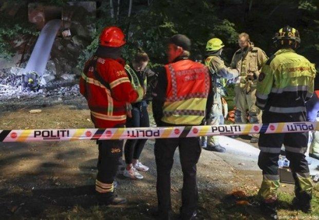 В Норвегии вечеринка в бункере закончилась отравлением газом, пострадали 25 человек