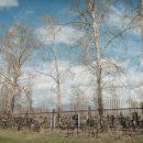 Два кузбассовца совершили кражу на кладбище