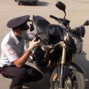 Кузбассовец лишился в ГАИ мотоцикла за 320 тысяч рублей