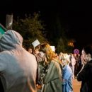 Задержанные в Минске участники протестов начали выходить на свободу