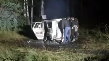 Бывшие силовики обстреляли автомобиль охотоведа на Урале