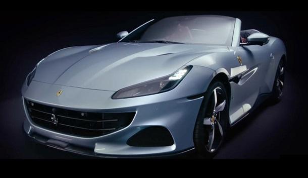 Ferrari представила купе-кабриолет Portofino M (фото)