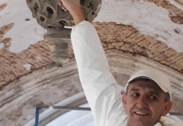 В Бельгии при ремонте церкви нашли послание (фото)
