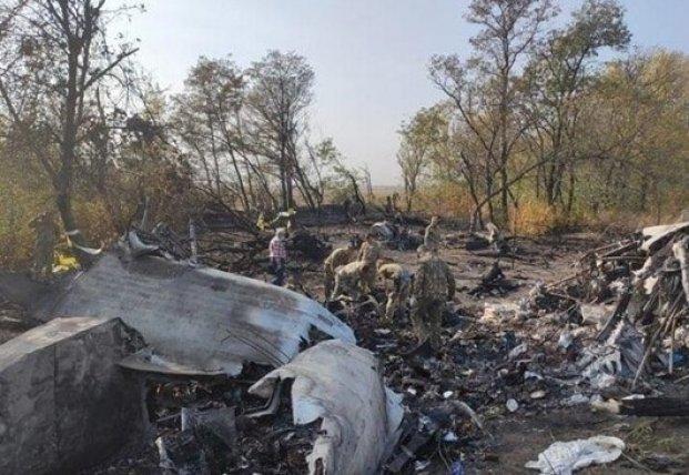 В Кабмине озвучили первые выводы по крушению Ан-26