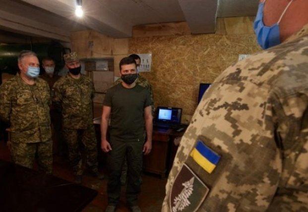В Украине отменили дисциплинарные батальоны в ВСУ