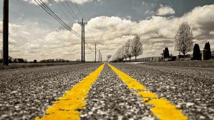 Жители кузбасского города обсудили в социальных сетях состояние местной дороги