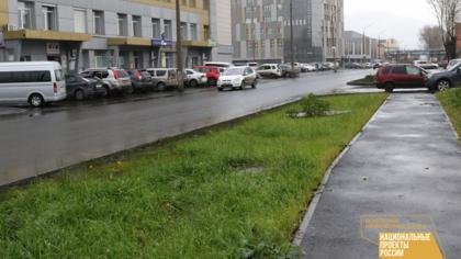 Ремонт транспортной цепочки из трех улиц завершен в Кемерове