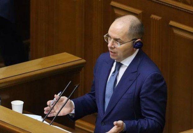 Украина начала применять тесты на COVID-19 своего производства