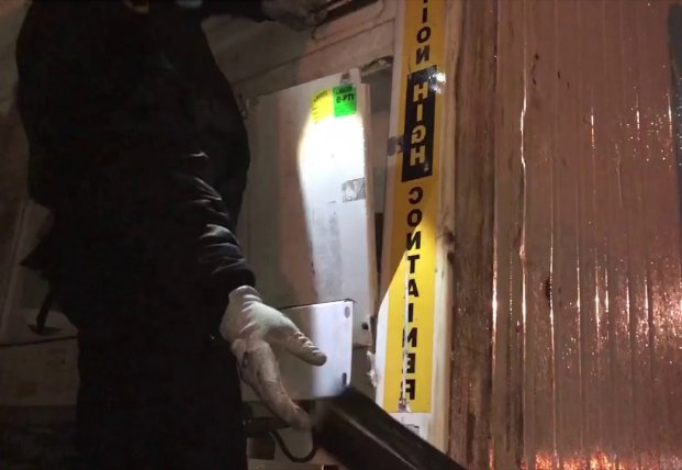 В Одесской области в бананах обнаружен кокаин на $4 млн (видео)
