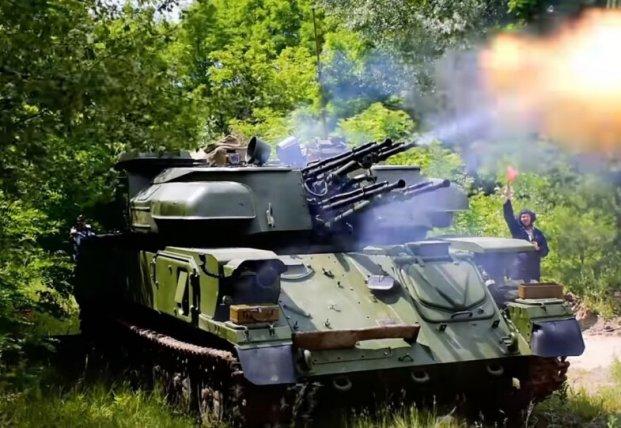 Системы ПВО Украины. Почему Украине нечем сбивать беспилотники?
