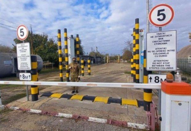 На украино-молдавской границе возобновили работу два пункта пропуска