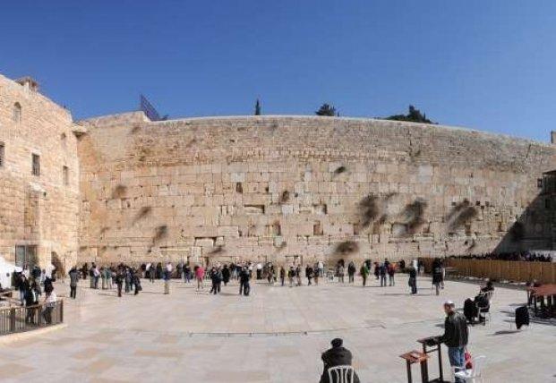 В Иерусалиме у Стены Плача обнаружен клад с тысячелетними золотыми монетами