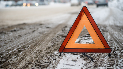 ДТП с двумя грузовиками произошло в Кузбассе: есть пострадавший