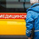 Несколько рабочих пострадали при падении облицовочной плиты в центре Москвы