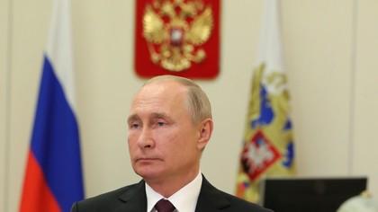 Песков опроверг данные о планах Путина уйти в отставку