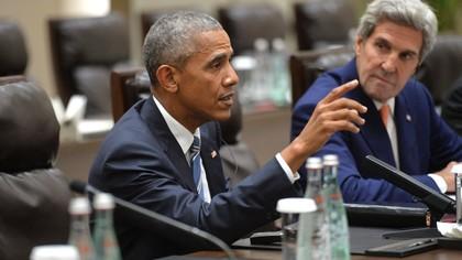 Обама рассказал о нехватке военных баз в России
