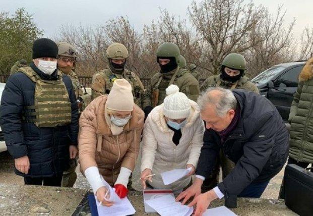 Украина заберет 300 заключенных из