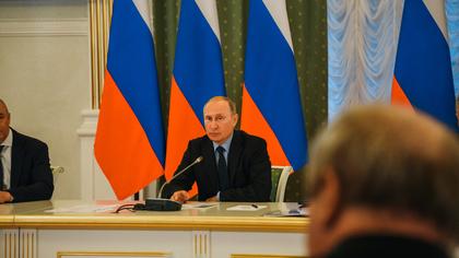 Путин озвучил условия для индексации пенсий работающим пенсионерам