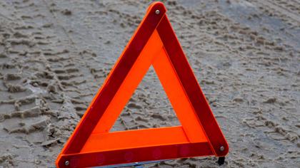 Два человека погибли при столкновении такси и маршрутки в Кемерове