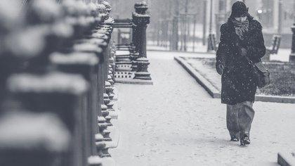 Кузбасские синоптики спрогнозировали метель и снег в начале недели