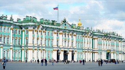 Власти Санкт-Петербурга попросили россиян воздержать от визитов в город на Новый Год