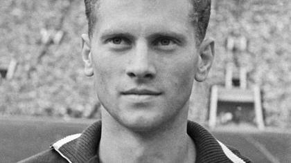 Советский футболист Понедельник скончался в возрасте 83 лет
