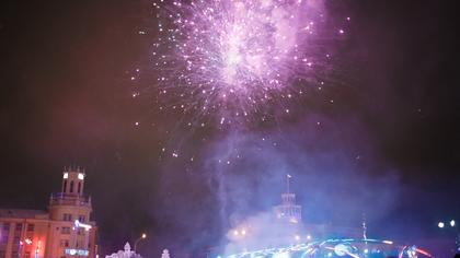Сергей Цивилев поздравил жителей Кузбасса с Новым годом