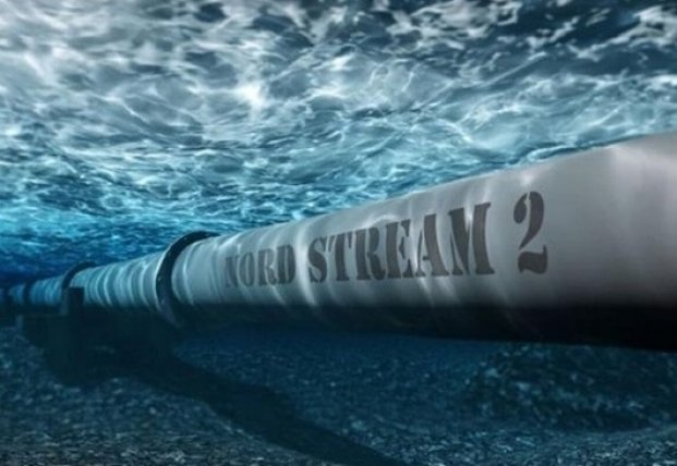 Строительство Северного потока-2 откладывается