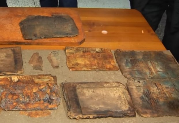 На Прикарпатье обнаружили архив УПА (видео)