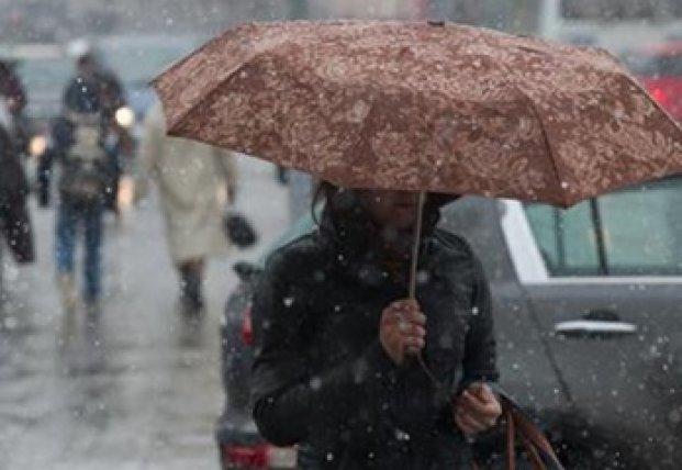 Погода на 7 января: дождь с мокрым снегом