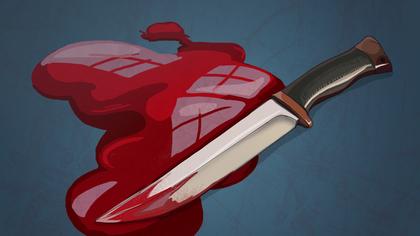 Звонок незнакомца спровоцировал кровавое убийство на глазах подростка в Кузбассе