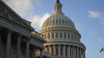 Капитолий США эвакуировали в день репетиции инаугурации Байдена