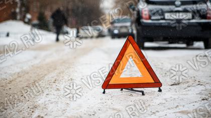 Три человека пострадали при столкновении иномарок в Новокузнецке