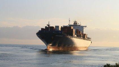 Российское судно затонуло у берегов Турции