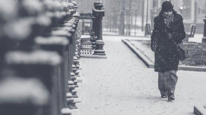 Синоптики Кузбасса предупредили о метелях и ухудшении видимости